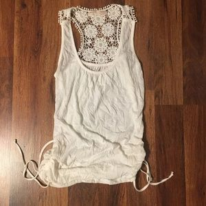 Crochet Tank Top Medium